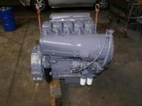 Deutz F5L 912 motor   új főtengely  hüvely és dugattyúk felújítot  hengerfejek  Poclain 75  EDER  Cater stb gépekbe